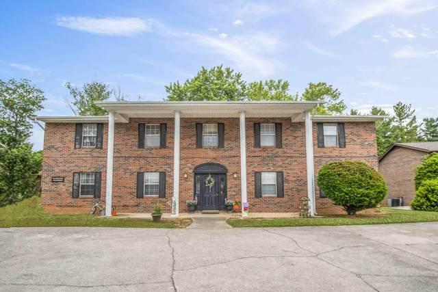 4813 Cannon Ridge Drive, Knoxville, TN 37918 (MLS #1155291) :: Austin Sizemore Team