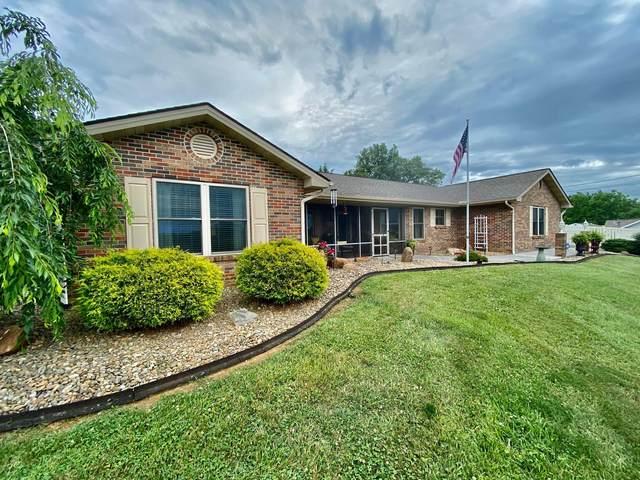 2762 Kentwood Drive, Kodak, TN 37764 (#1155364) :: JET Real Estate