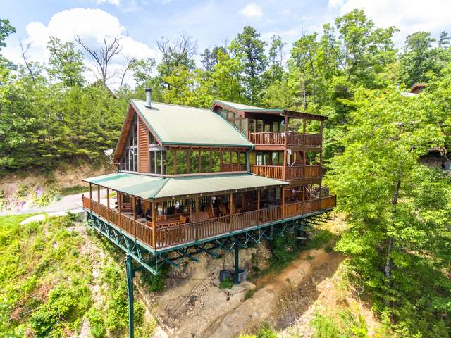 3539 Carsons Ridge Way, Sevierville, TN 37862 (#1155377) :: Shannon Foster Boline Group