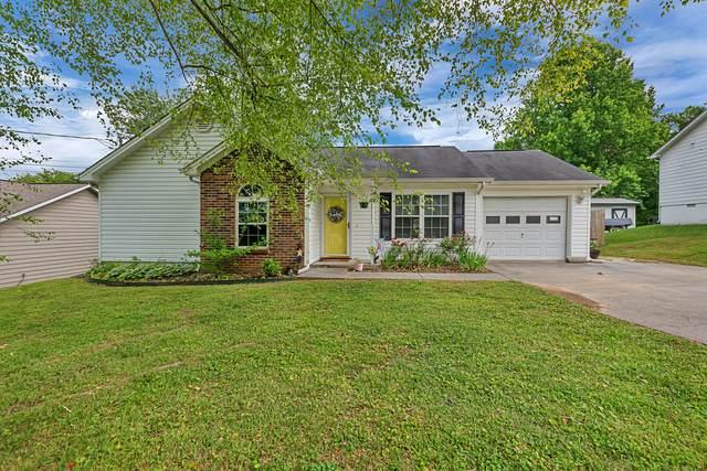 5910 Autumn Oaks Lane, Knoxville, TN 37921 (#1155407) :: Realty Executives Associates