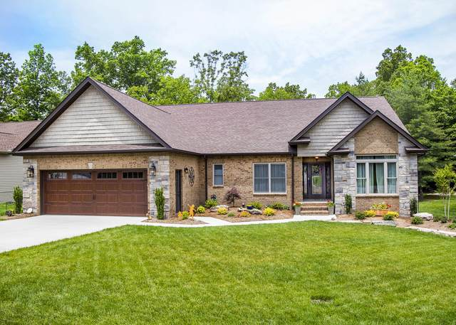 146 Forest Hill Drive, Crossville, TN 38558 (#1155437) :: JET Real Estate