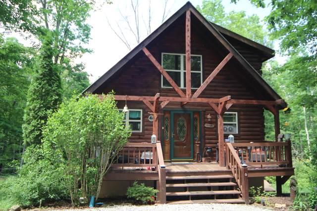 764 Deer Haven Tr, Jamestown, TN 38556 (#1155496) :: Billy Houston Group