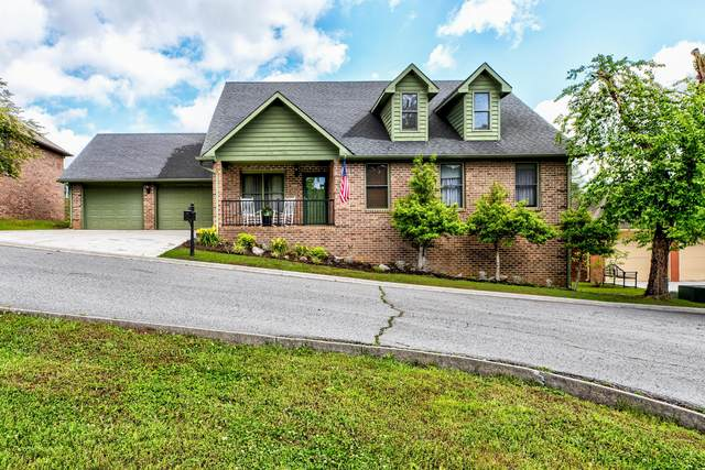 135 Whisper Creek, LaFollette, TN 37766 (#1155503) :: Catrina Foster Group