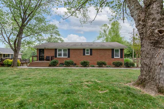 1910 Scenic Drive, Maryville, TN 37803 (#1155539) :: JET Real Estate