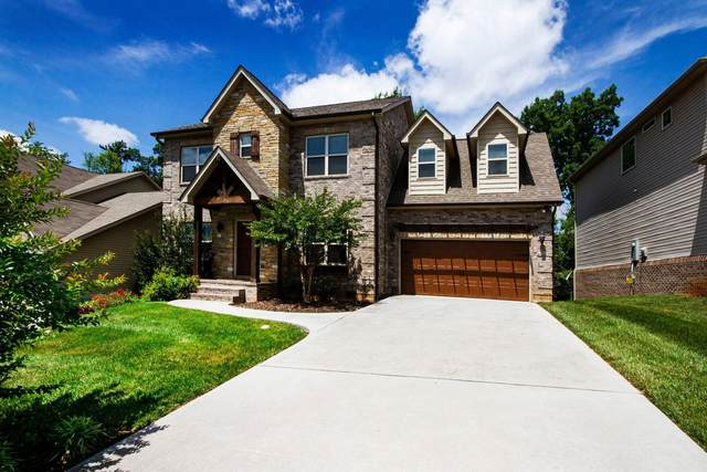 1325 Sloping Hill Lane, Knoxville, TN 37931 (#1155551) :: Realty Executives Associates