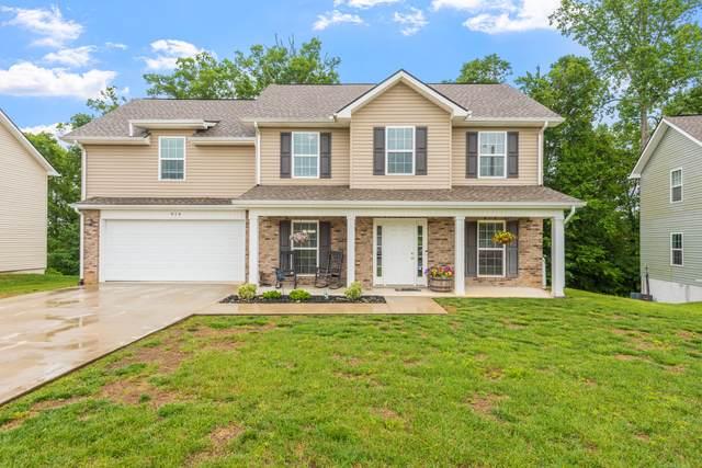 914 Elsborn Ridge Rd, Maryville, TN 37801 (#1155555) :: JET Real Estate