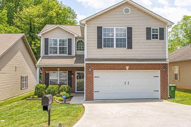 508 Fairbanks Way, Knoxville, TN 37918 (#1155597) :: JET Real Estate