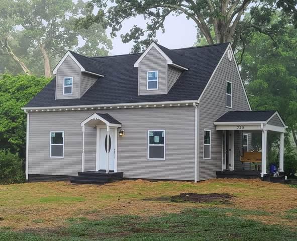 325 S Ridge Ave, Rockwood, TN 37854 (#1155656) :: JET Real Estate