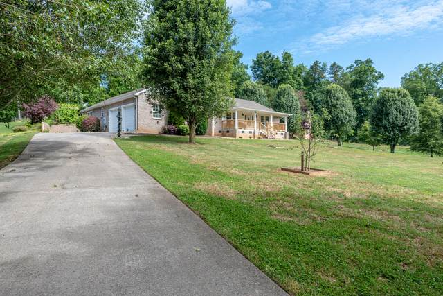 2129 Carpenters Campground Rd, Maryville, TN 37803 (#1155701) :: JET Real Estate