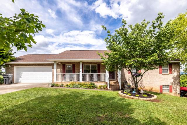 442 Wilaway Rd, Maryville, TN 37801 (#1155715) :: A+ Team