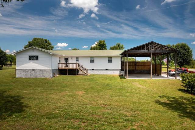 447 Lake Circle, Spring City, TN 37381 (#1155721) :: Tennessee Elite Realty