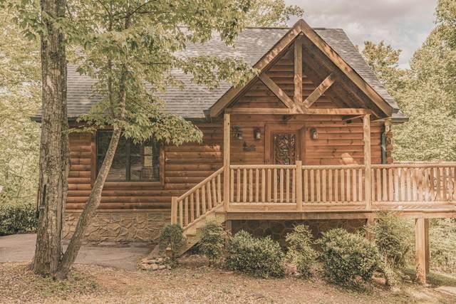 1849 Laurel Valley Way Way, Sevierville, TN 37862 (#1155772) :: JET Real Estate