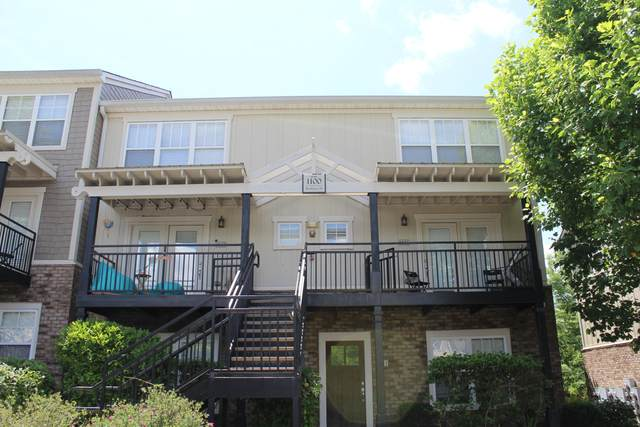 1100 Tree Top Way #1621, Knoxville, TN 37920 (#1155825) :: Billy Houston Group