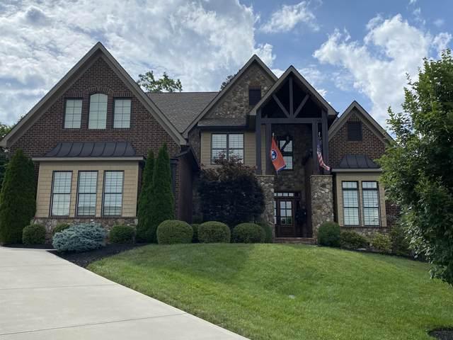 12303 Swan Falls Way, Knoxville, TN 37922 (#1155896) :: JET Real Estate