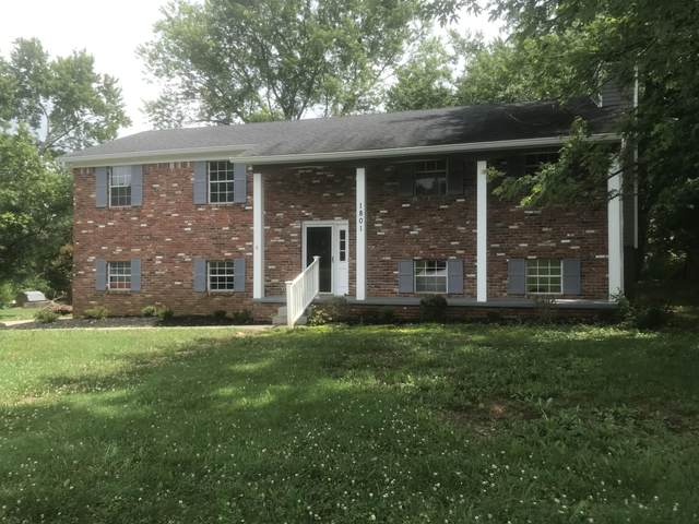 1801 Wickersham Drive, Knoxville, TN 37922 (#1155974) :: JET Real Estate