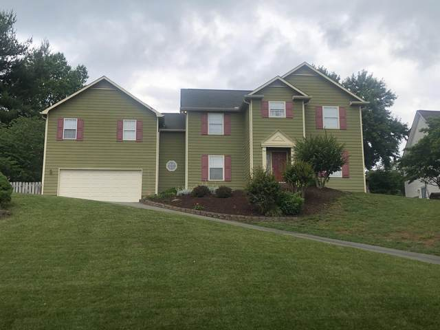 1025 Turnberry Drive, Knoxville, TN 37923 (#1155997) :: Realty Executives Associates