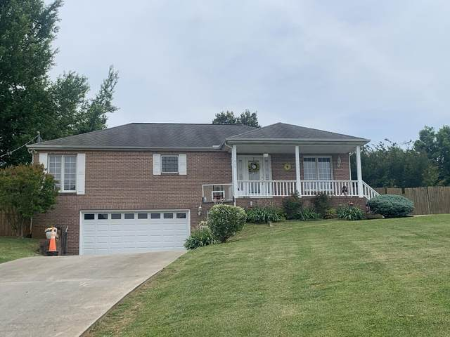 515 Tennessee Circle, Seymour, TN 37865 (#1156000) :: The Terrell-Drager Team