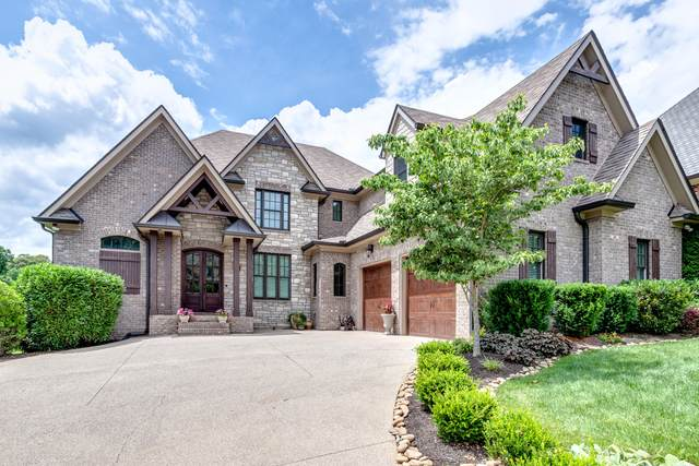 1265 Anthem View Lane, Knoxville, TN 37922 (#1156005) :: Catrina Foster Group