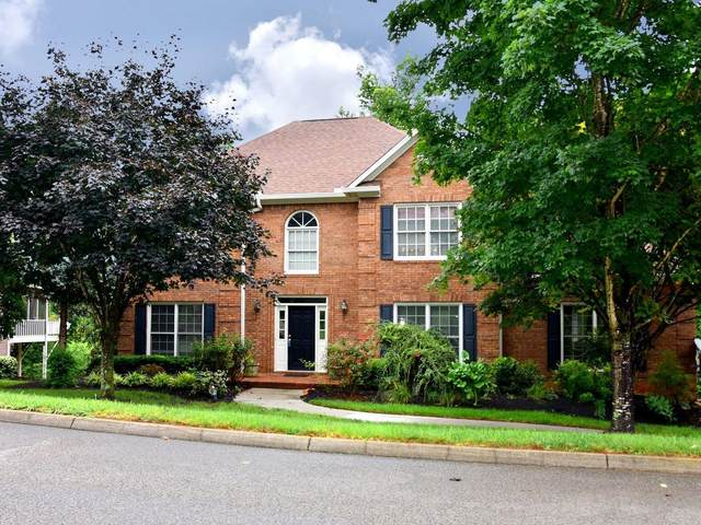 10632 Forest Crest Rd, Knoxville, TN 37922 (#1156045) :: Catrina Foster Group