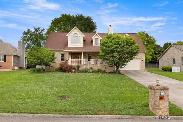 7920 Landon Park Way, Powell, TN 37849 (#1156050) :: JET Real Estate