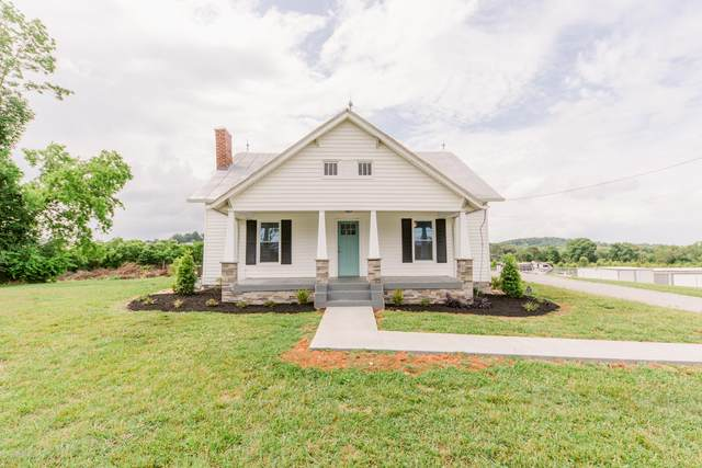 168 Maryville Hwy Hwy, Seymour, TN 37865 (#1156055) :: The Terrell-Drager Team