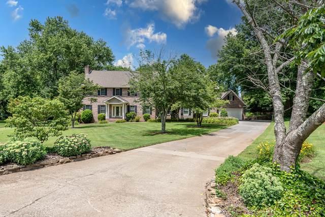 1017 Park Lane Court, Maryville, TN 37803 (#1156076) :: JET Real Estate