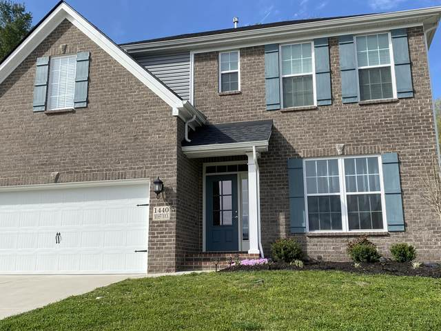 1440 Mossy Rock Lane, Knoxville, TN 37922 (#1156079) :: A+ Team