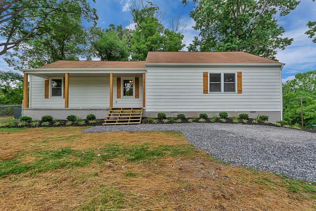 1911 Woodson Drive, Knoxville, TN 37920 (#1156134) :: Catrina Foster Group