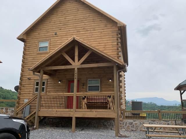 1868 Billard Way, Sevierville, TN 37876 (#1156141) :: JET Real Estate