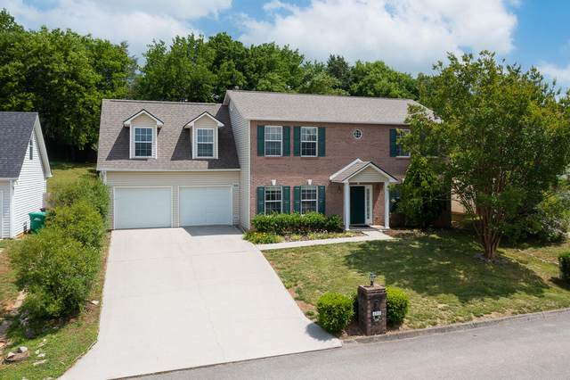 1208 Sparwood Lane, Knoxville, TN 37932 (#1156149) :: Billy Houston Group