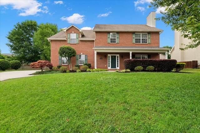 1107 Winterberry Lane, Knoxville, TN 37932 (#1156167) :: Realty Executives Associates