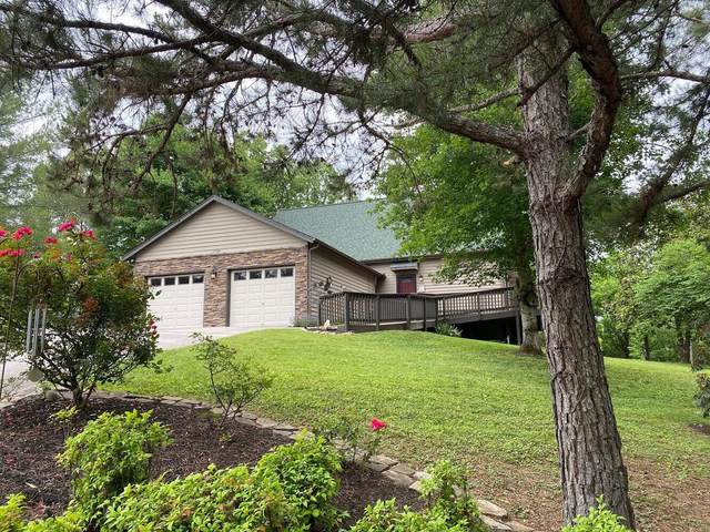 11500 Mill Cove Lane, Knoxville, TN 37931 (#1156178) :: JET Real Estate