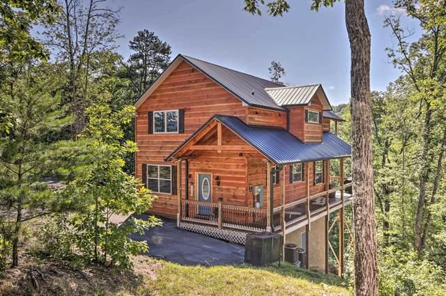 2001 Turkey Creek Way, Sevierville, TN 37862 (#1156190) :: JET Real Estate