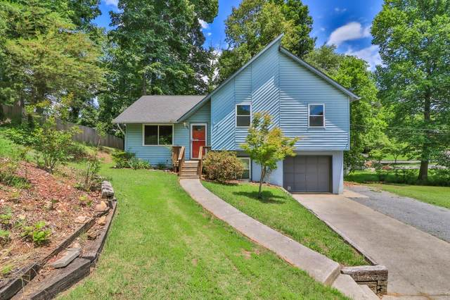 2401 Chimney Ridge Rd, Knoxville, TN 37923 (#1156262) :: The Cook Team