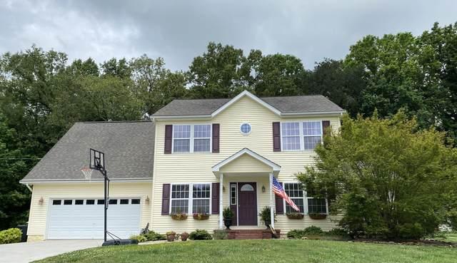 141 Huntington Lane, Heiskell, TN 37754 (#1156272) :: Tennessee Elite Realty