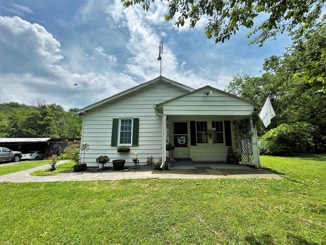 780 Browns Chapel Rd, Parrottsville, TN 37843 (#1156297) :: Billy Houston Group