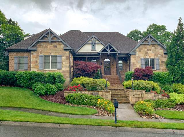 2331 Covered Bridge Blvd, Knoxville, TN 37932 (#1156299) :: Billy Houston Group