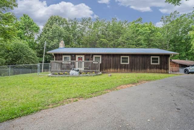 2022 Bluff Mountain Rd, Sevierville, TN 37876 (#1156305) :: The Cook Team