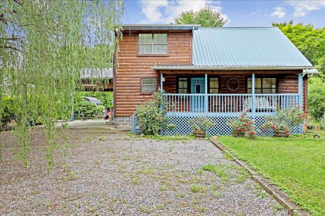 3409 Line Springs Rd, Sevierville, TN 37862 (#1156317) :: JET Real Estate