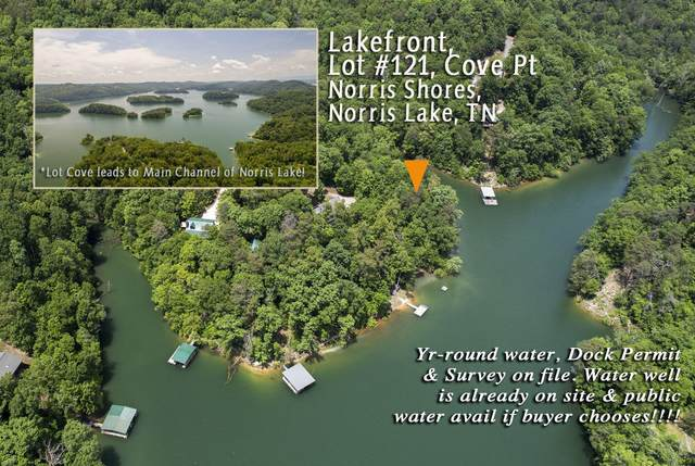 Lot 121 Cove Point, Sharps Chapel, TN 37866 (#1156344) :: Realty Executives Associates