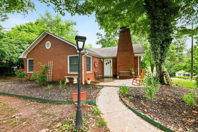 701 Sherwood Ave, Athens, TN 37303 (#1156370) :: JET Real Estate