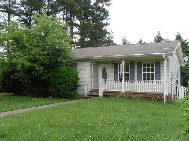 810 Maple Lane, Madisonville, TN 37354 (#1156389) :: Catrina Foster Group