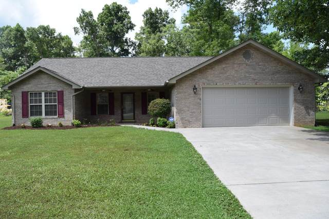 315 Fox Creek Rd, Seymour, TN 37865 (#1156417) :: Shannon Foster Boline Group