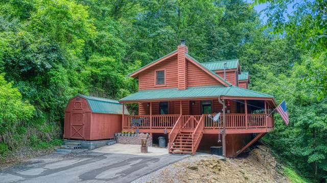 1111 Rocky Top Ridge Way, Sevierville, TN 37876 (#1156426) :: Tennessee Elite Realty