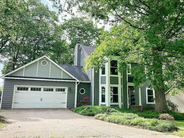 9117 Colchester Ridge Rd, Knoxville, TN 37922 (#1156441) :: Catrina Foster Group