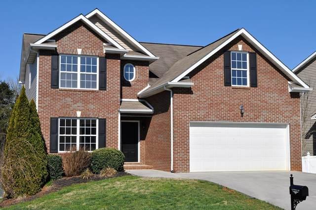 5101 Horsestall Drive, Knoxville, TN 37918 (MLS #1156446) :: Austin Sizemore Team
