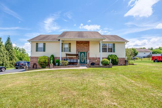 1575 Turtle Dove Tr, Sevierville, TN 37862 (#1156505) :: Tennessee Elite Realty
