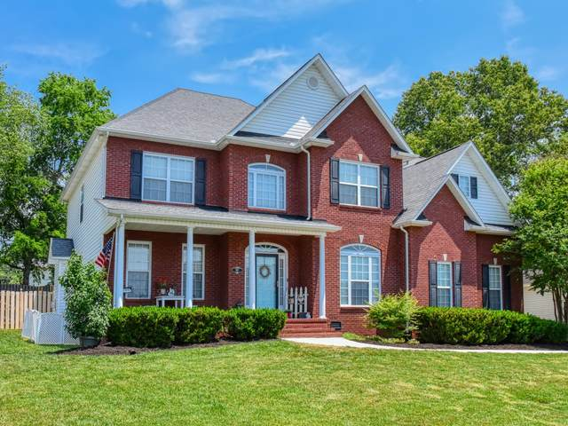 937 Annatole Lane, Knoxville, TN 37938 (#1156506) :: Shannon Foster Boline Group