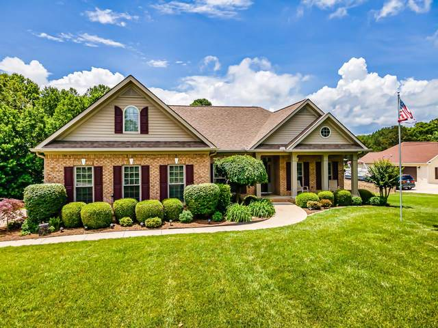140 Big Oak Drive, Dandridge, TN 37725 (#1156523) :: JET Real Estate