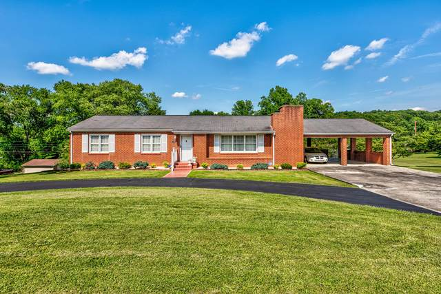 511 Claiborne Rd, LaFollette, TN 37766 (#1156550) :: Billy Houston Group